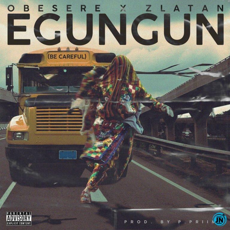 Zlatan – Egungun ft. Obesere